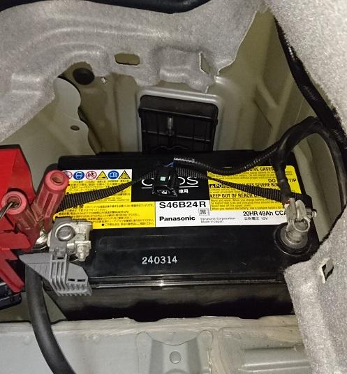 HV補機バッテリー